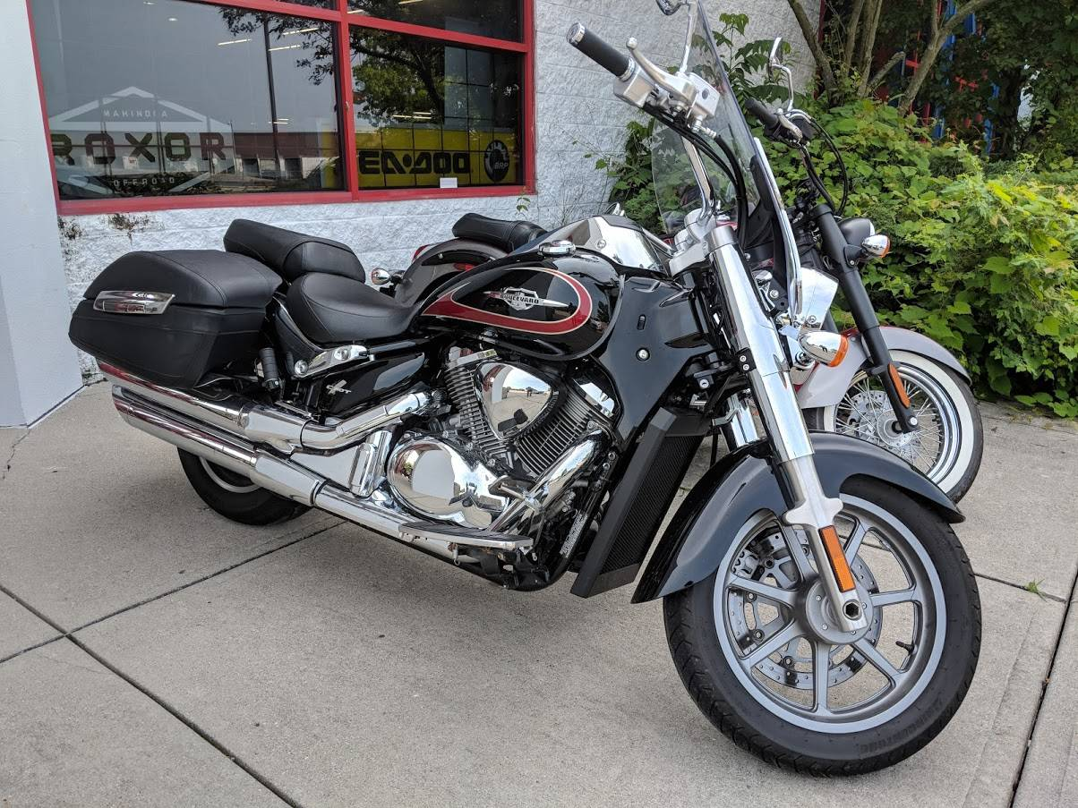 2016 Suzuki Boulevard C90T in Columbus, Ohio - Photo 1