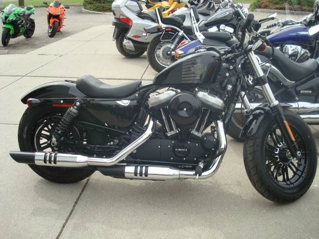 2016 HARLEY DAVISON XL1200X  48 in Columbus, Ohio