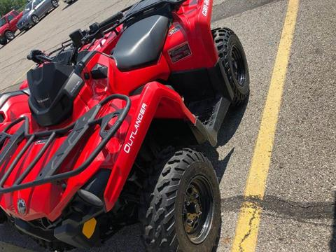 2017 Can-Am 570 in Columbus, Ohio