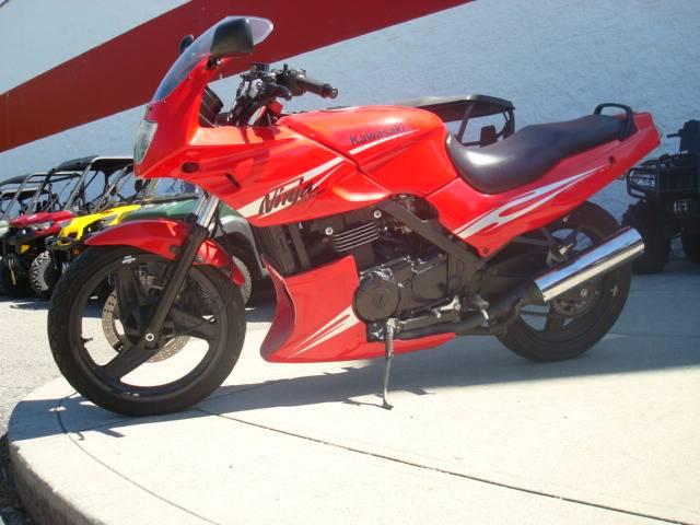 2008 EX500