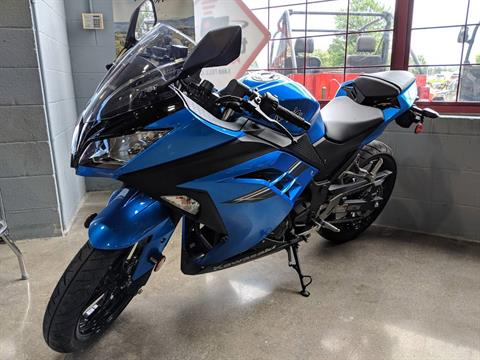 2017 Kawasaki Ninja 300 in Columbus, Ohio