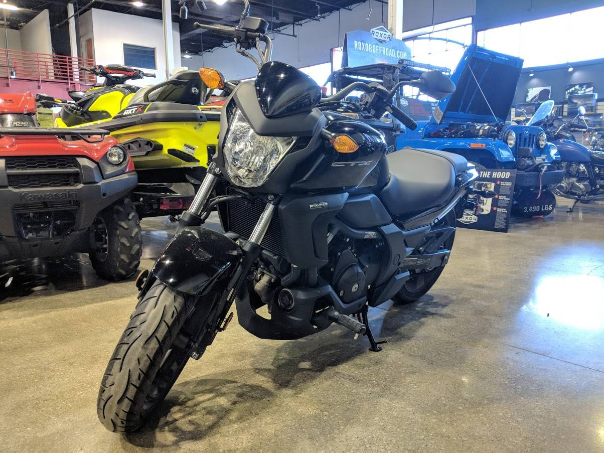 2014 Honda CTX 700ND in Columbus, Ohio