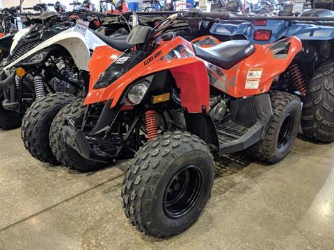 2018 Can Am 70 DS
