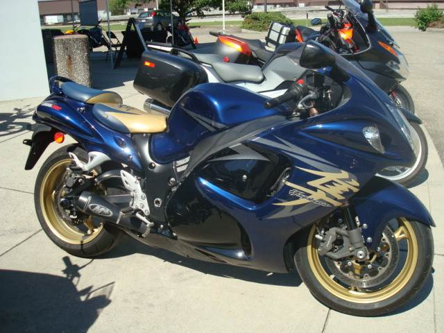 2008 BUSA!!! GSX1300