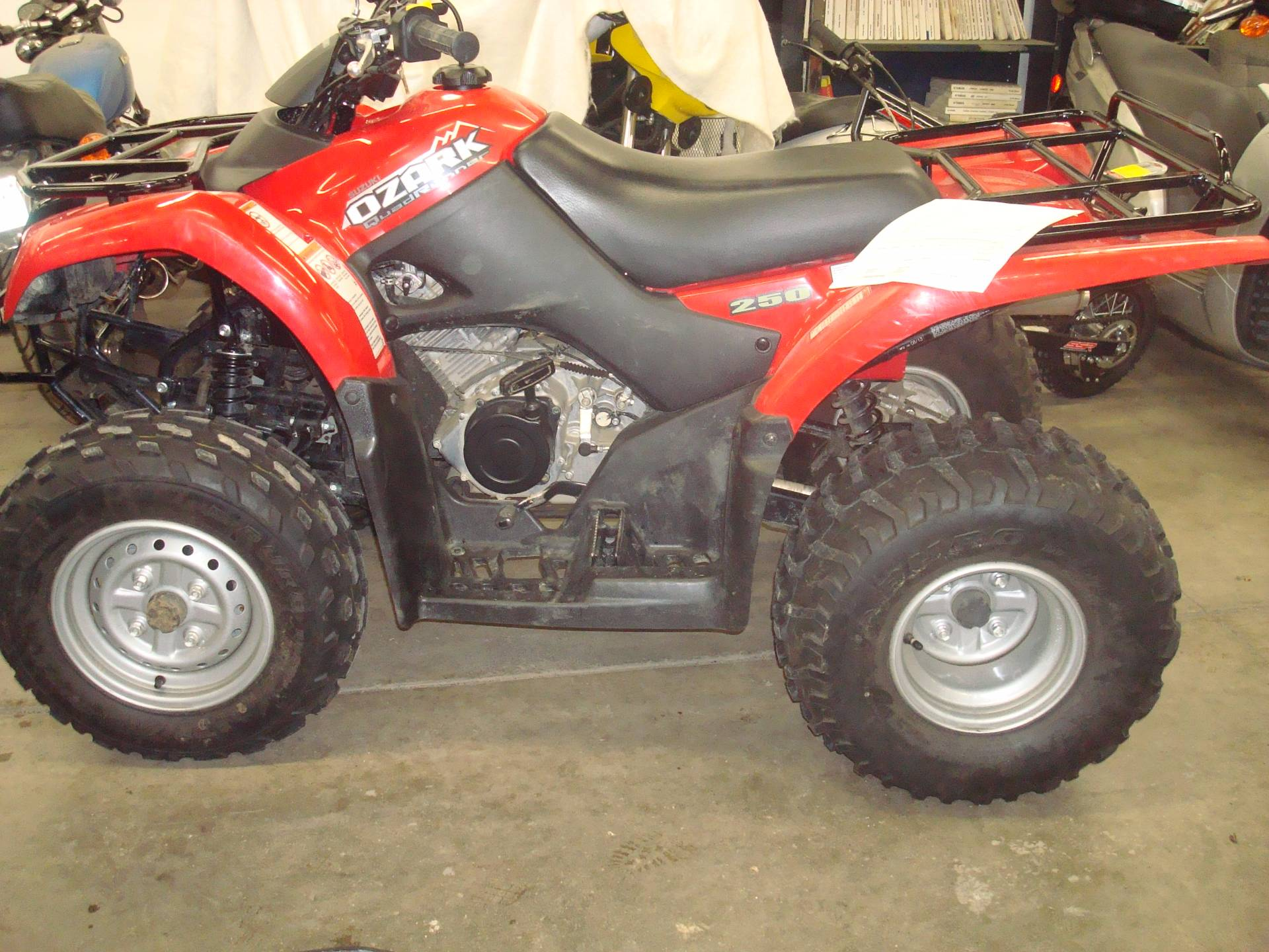2013 Suzuki LTF 250 OAZARK in Columbus, Ohio