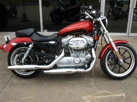 2013 Harley-Davidson Sportster® 883 SuperLow® in Bossier City, Louisiana