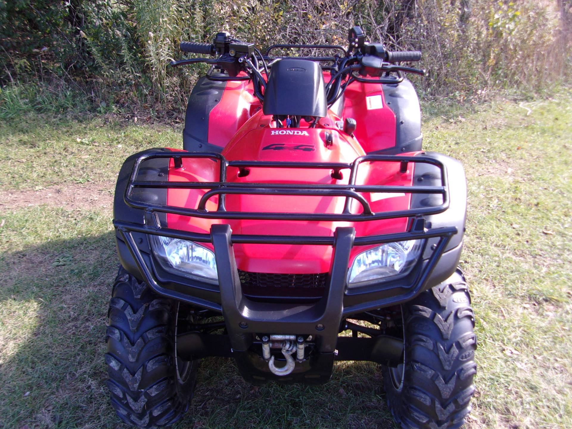 2007 Honda FourTrax® Rancher™ AT in Mukwonago, Wisconsin - Photo 6