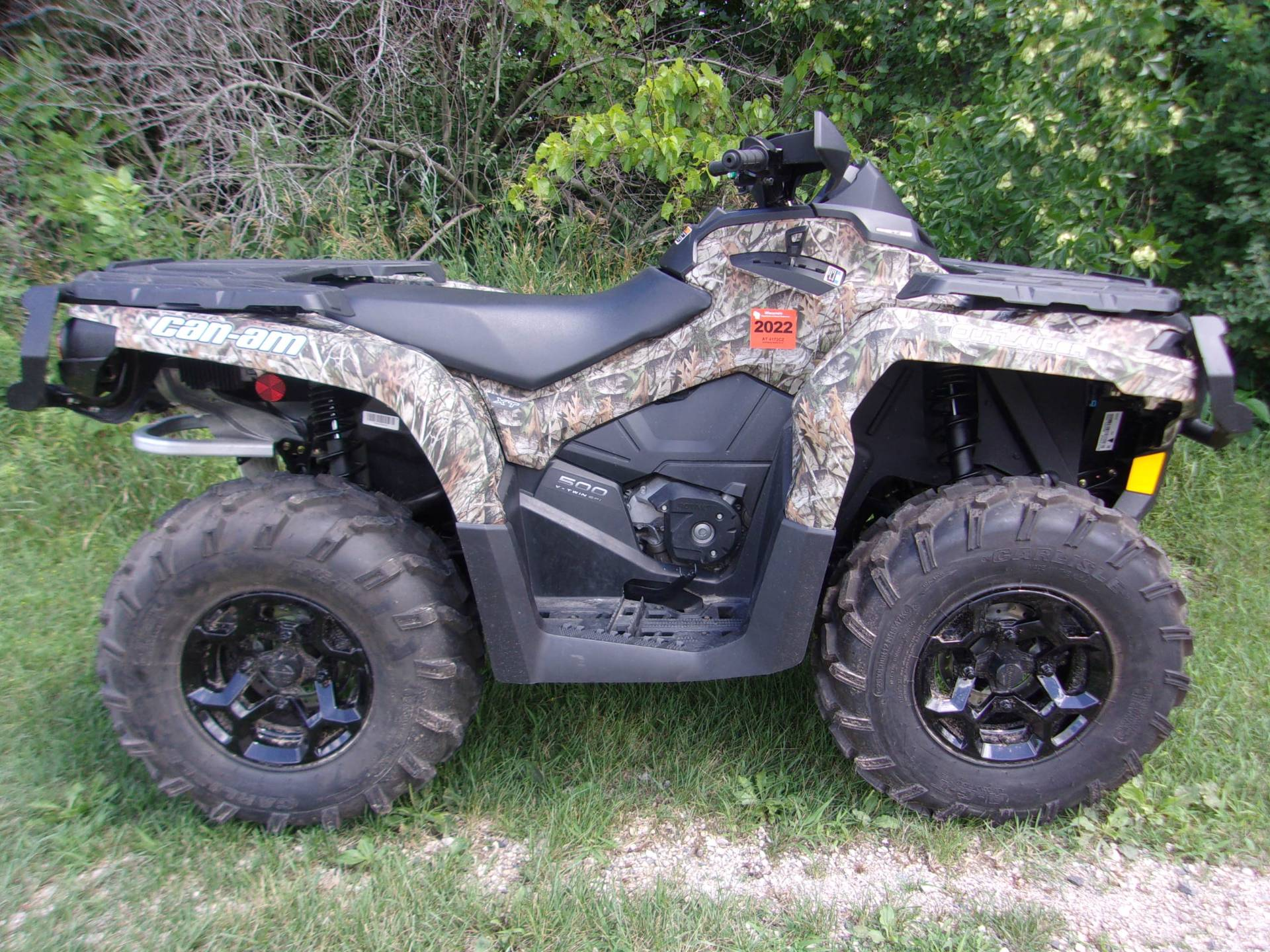 2014 Can-Am Outlander™ XT™ 500 in Mukwonago, Wisconsin - Photo 1