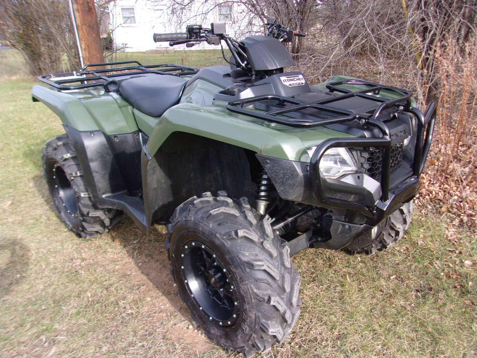 2016 Honda FourTrax Rancher 4x4 ES in Mukwonago, Wisconsin - Photo 3