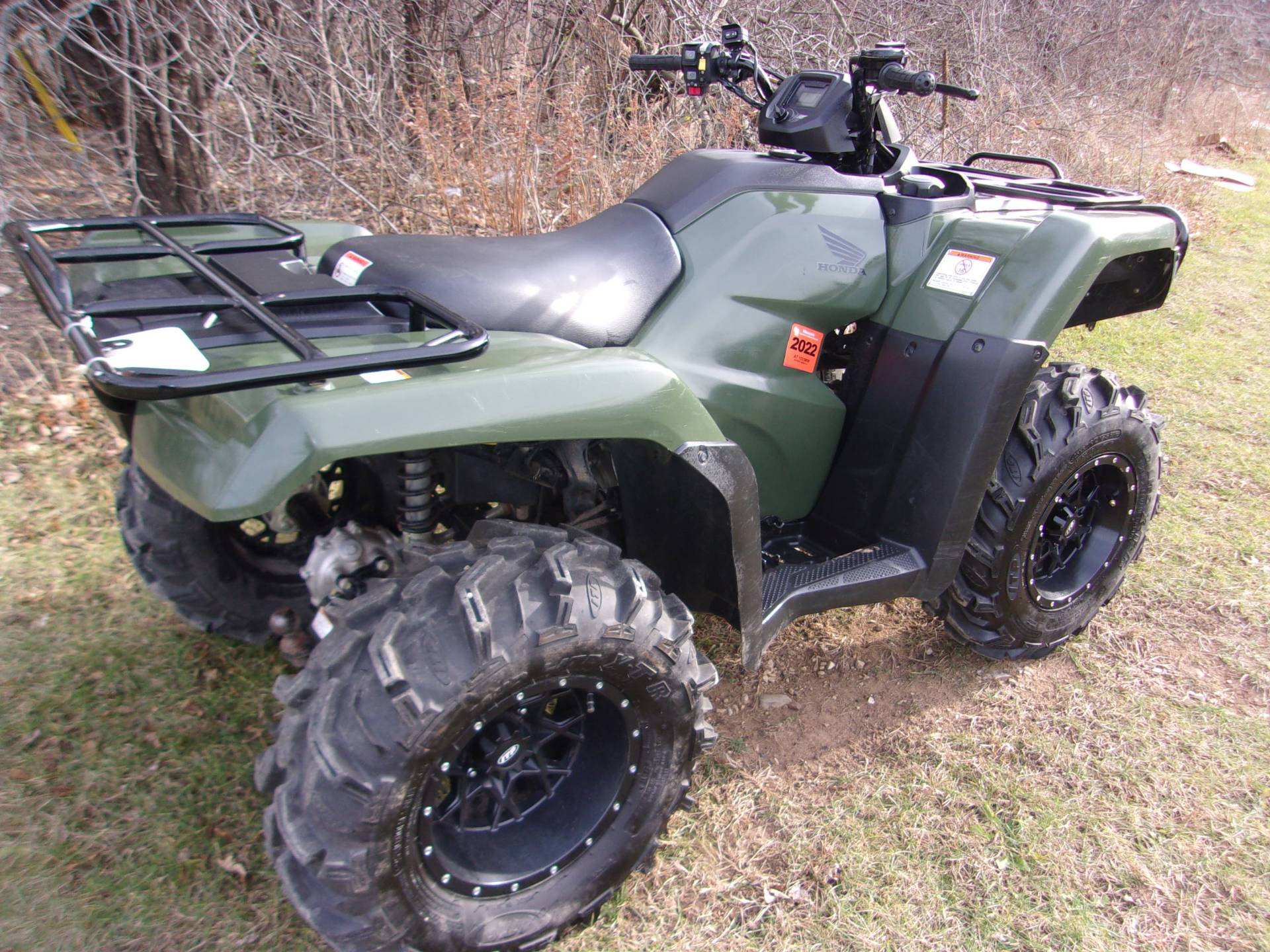 2016 Honda FourTrax Rancher 4x4 ES in Mukwonago, Wisconsin - Photo 6