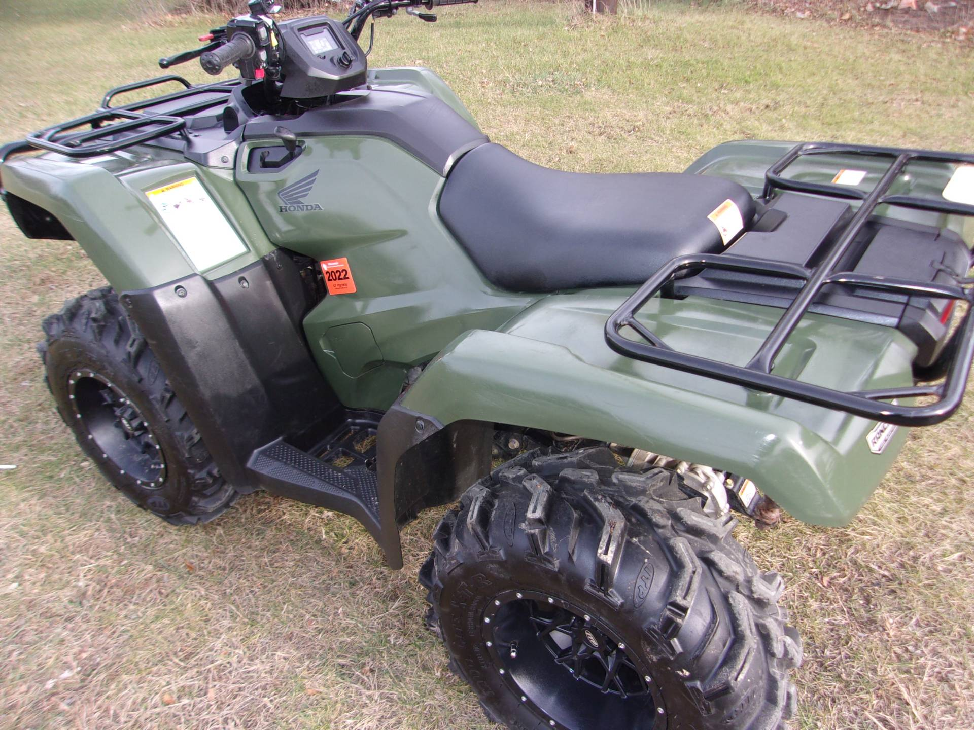2016 Honda FourTrax Rancher 4x4 ES in Mukwonago, Wisconsin - Photo 7