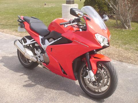 2014 Honda Interceptor® in Mukwonago, Wisconsin