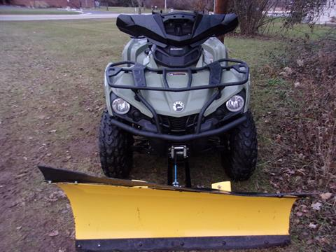2016 Can-Am Outlander L 570 in Mukwonago, Wisconsin - Photo 5