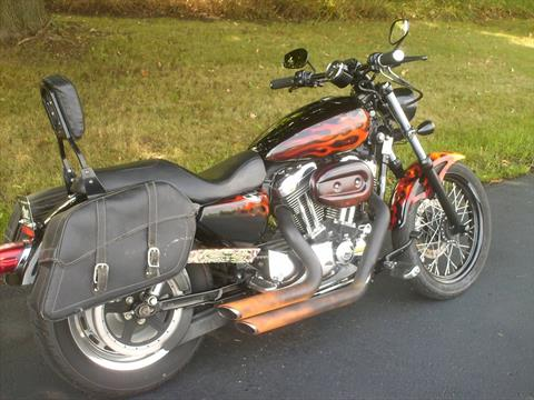 2007 Harley-Davidson Sportster 1200 1 Of A Kind in Mukwonago, Wisconsin - Photo 3