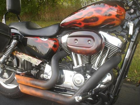 2007 Harley-Davidson Sportster 1200 1 Of A Kind in Mukwonago, Wisconsin - Photo 5