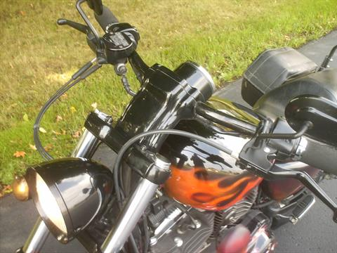2007 Harley-Davidson Sportster 1200 1 Of A Kind in Mukwonago, Wisconsin - Photo 10