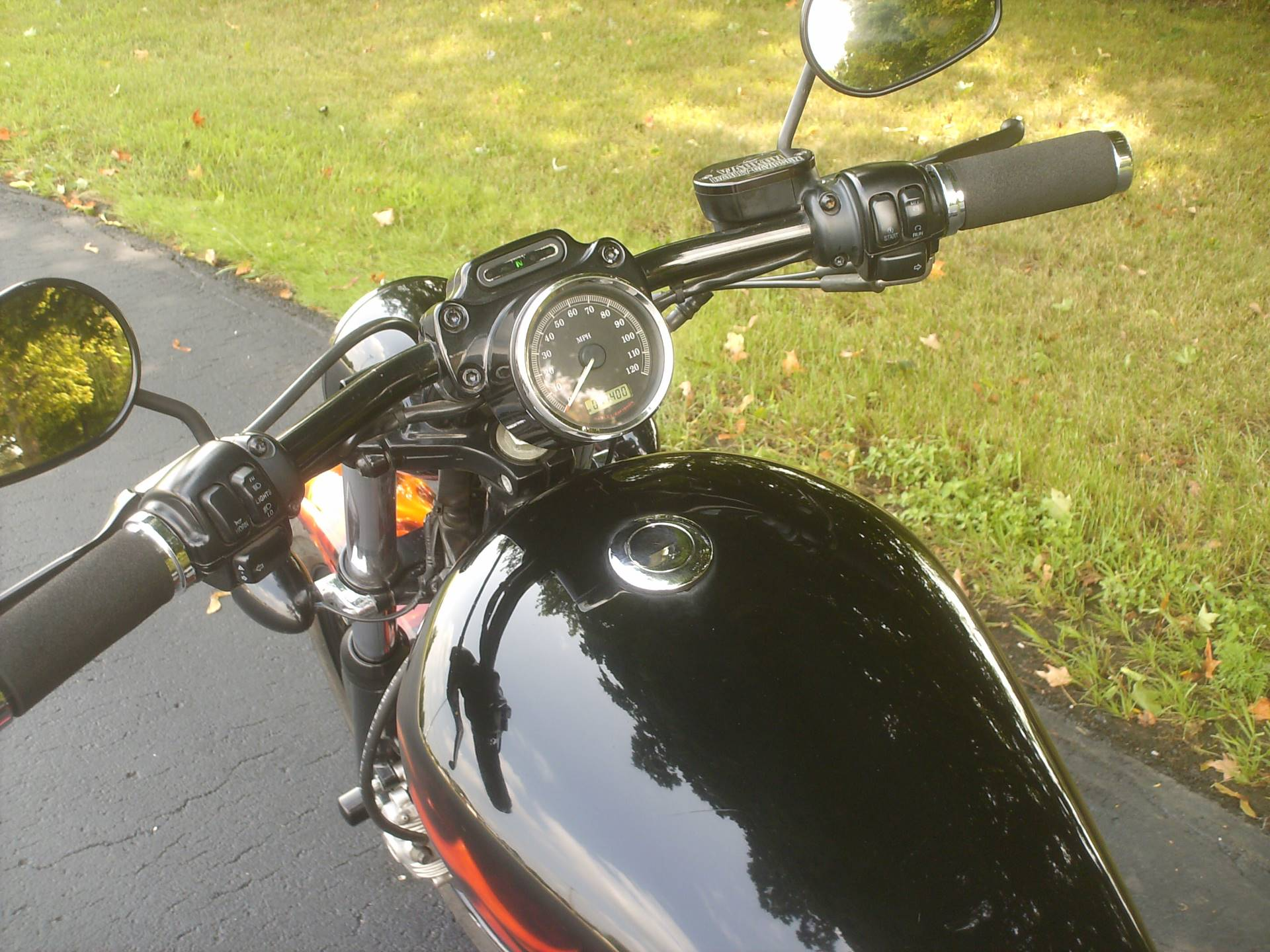 2007 Harley-Davidson Sportster 1200 1 Of A Kind in Mukwonago, Wisconsin - Photo 11