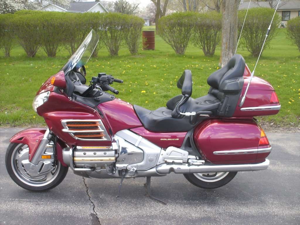 2001 Honda Gold Wing in Mukwonago, Wisconsin