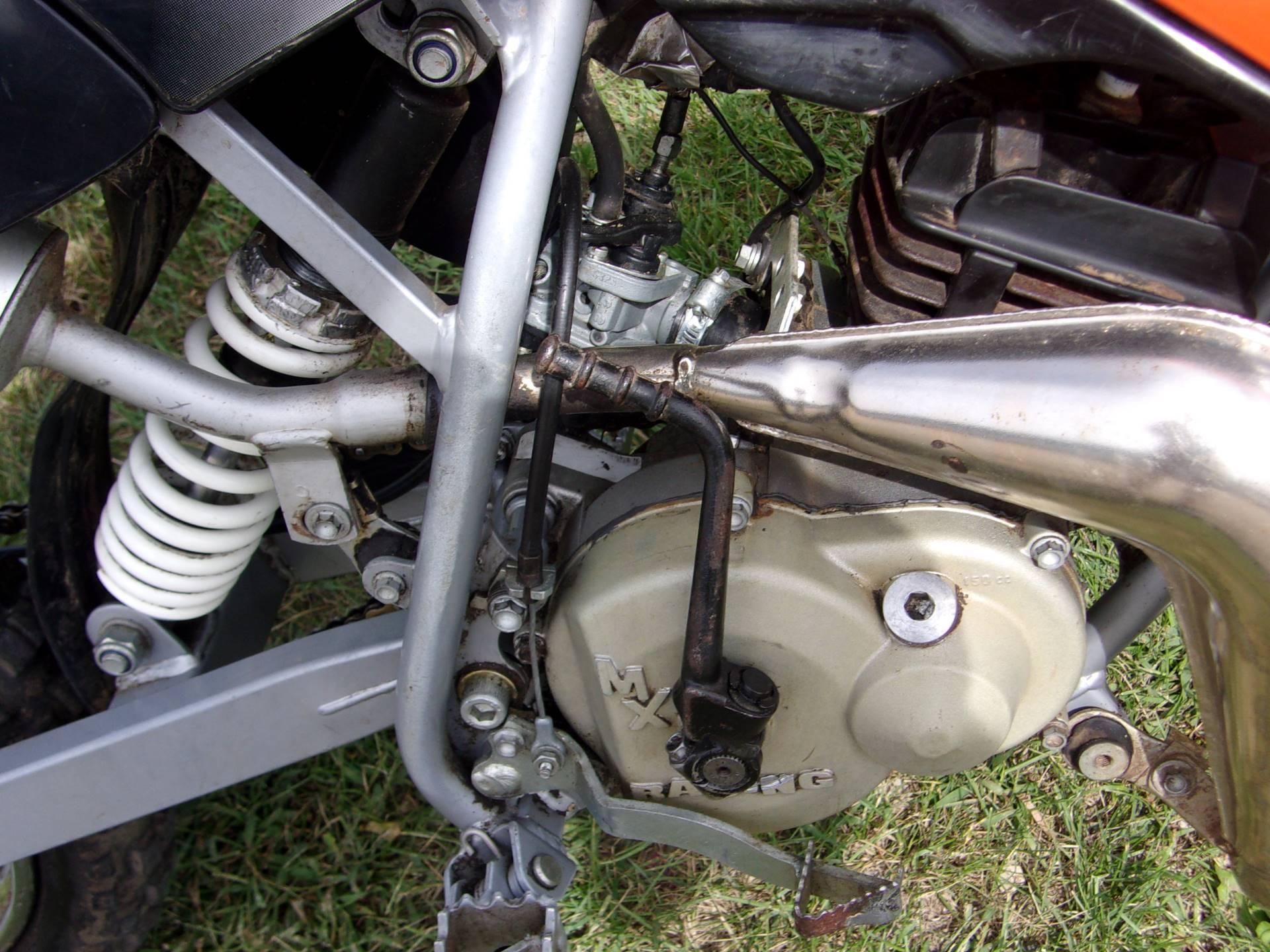 2002 KTM 50 SR Adventure in Mukwonago, Wisconsin