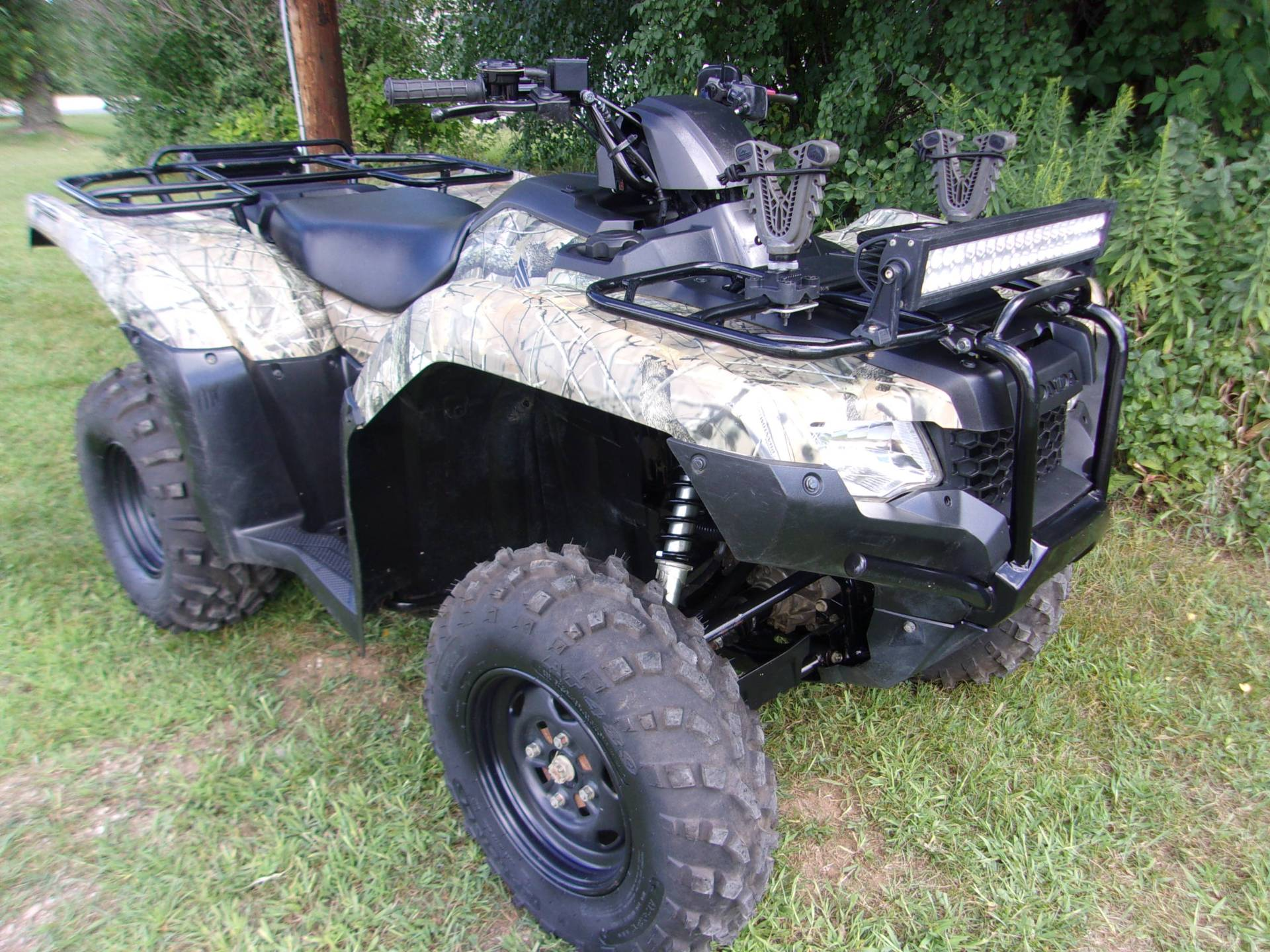 2015 Honda FourTrax® Rancher® 4x4 DCT IRS in Mukwonago, Wisconsin - Photo 2