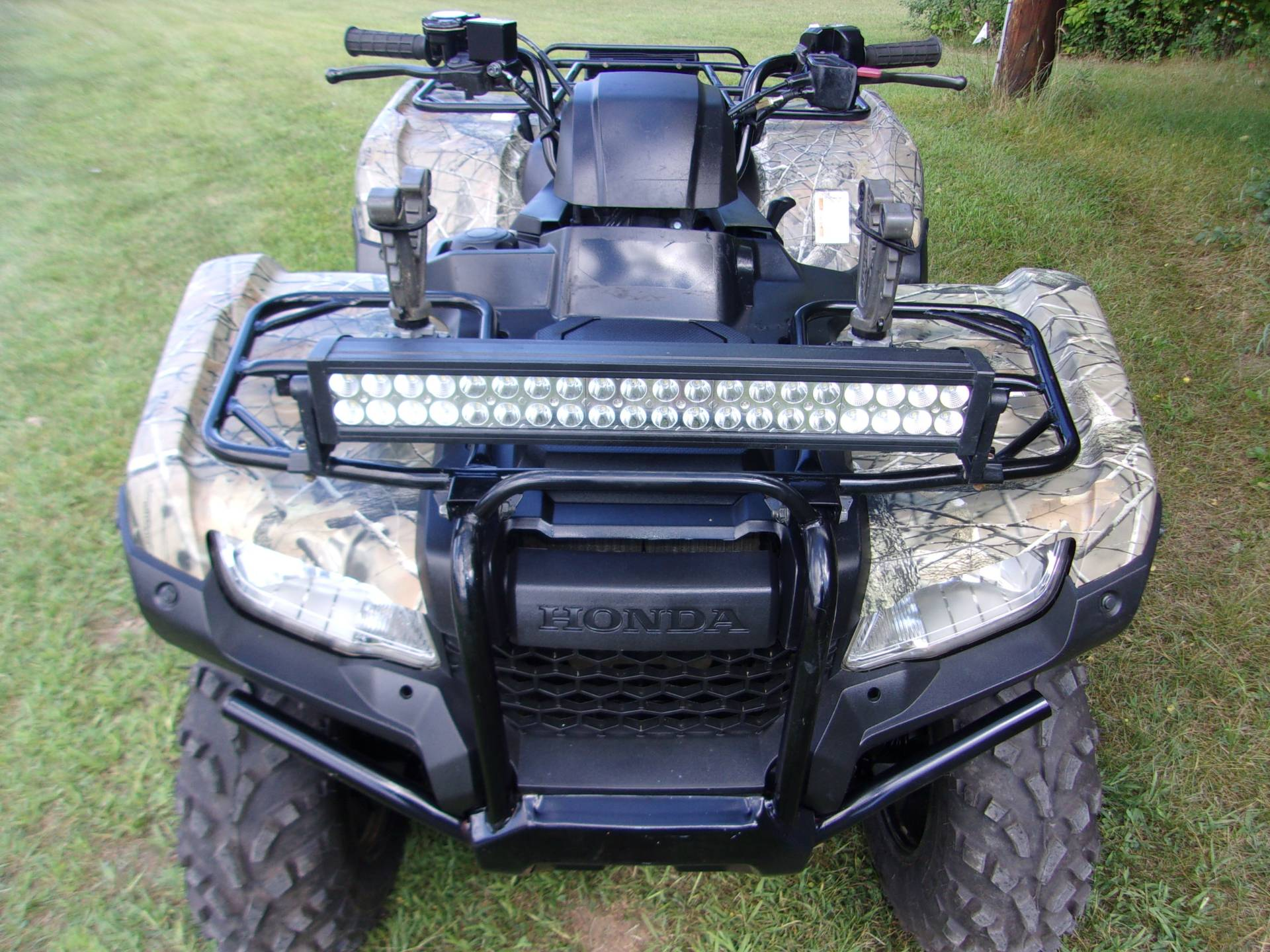 2015 Honda FourTrax® Rancher® 4x4 DCT IRS in Mukwonago, Wisconsin - Photo 3