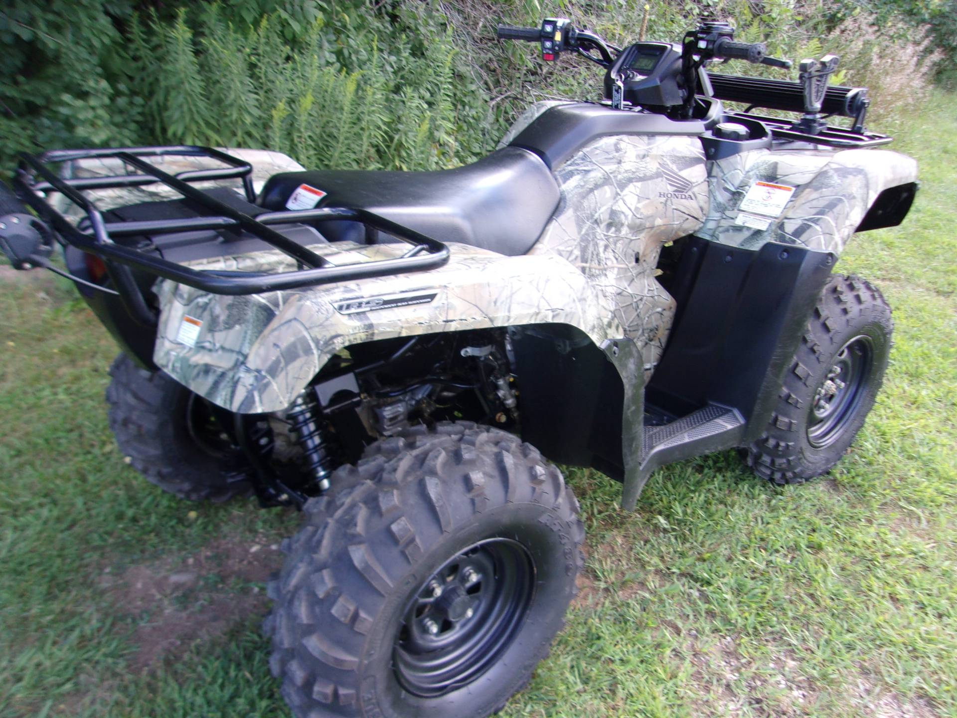 2015 Honda FourTrax® Rancher® 4x4 DCT IRS in Mukwonago, Wisconsin - Photo 7