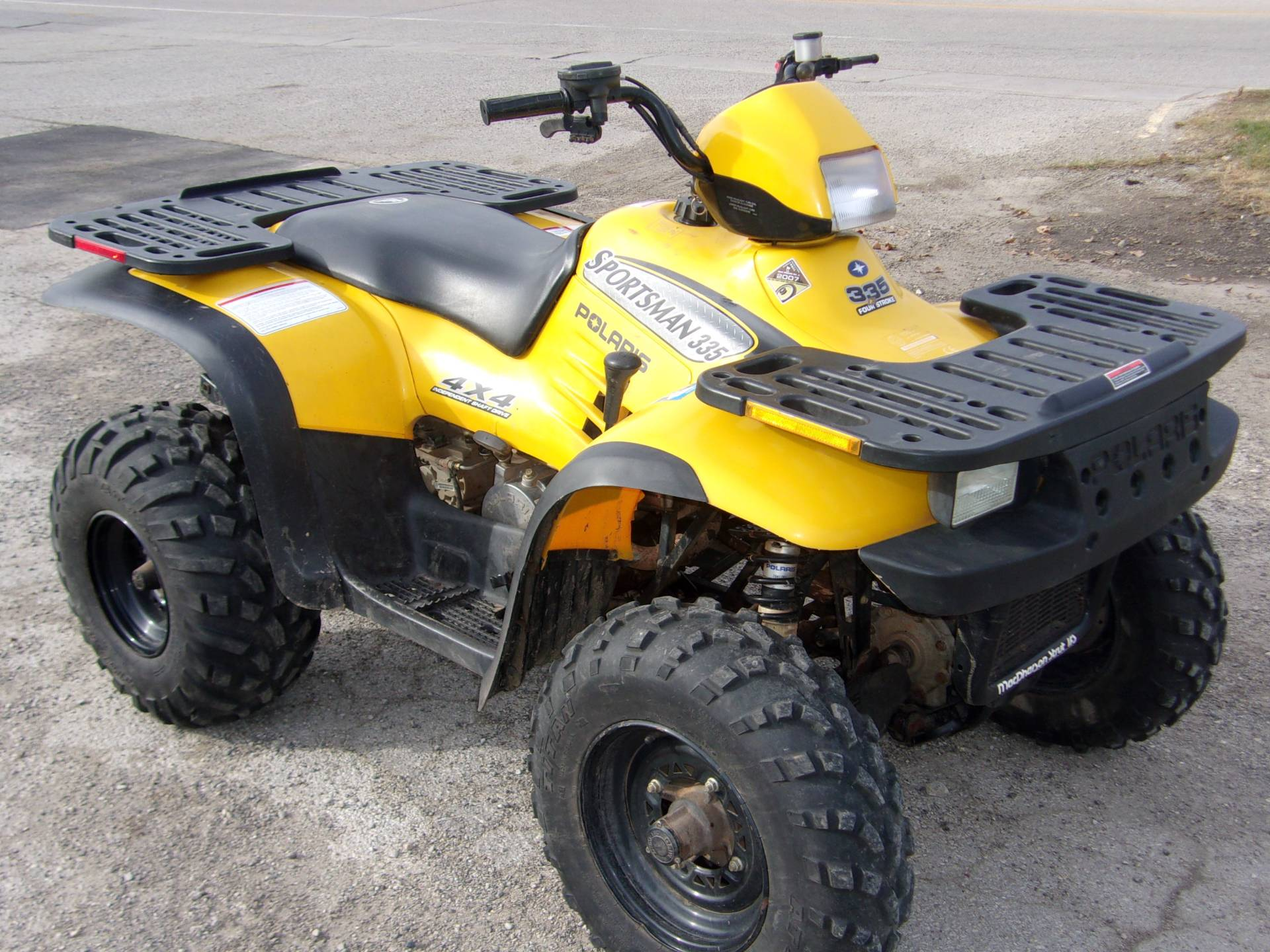 2000 Polaris Sportsman 335 in Mukwonago, Wisconsin - Photo 3