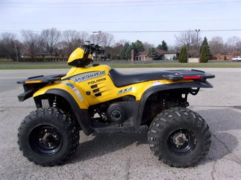 2000 Polaris Sportsman 335 in Mukwonago, Wisconsin - Photo 4