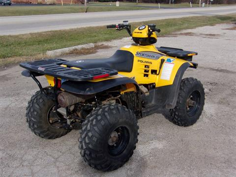 2000 Polaris Sportsman 335 in Mukwonago, Wisconsin - Photo 7