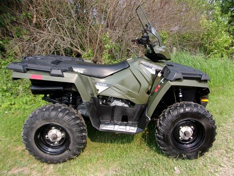 2015 Polaris Sportsman® ETX in Mukwonago, Wisconsin