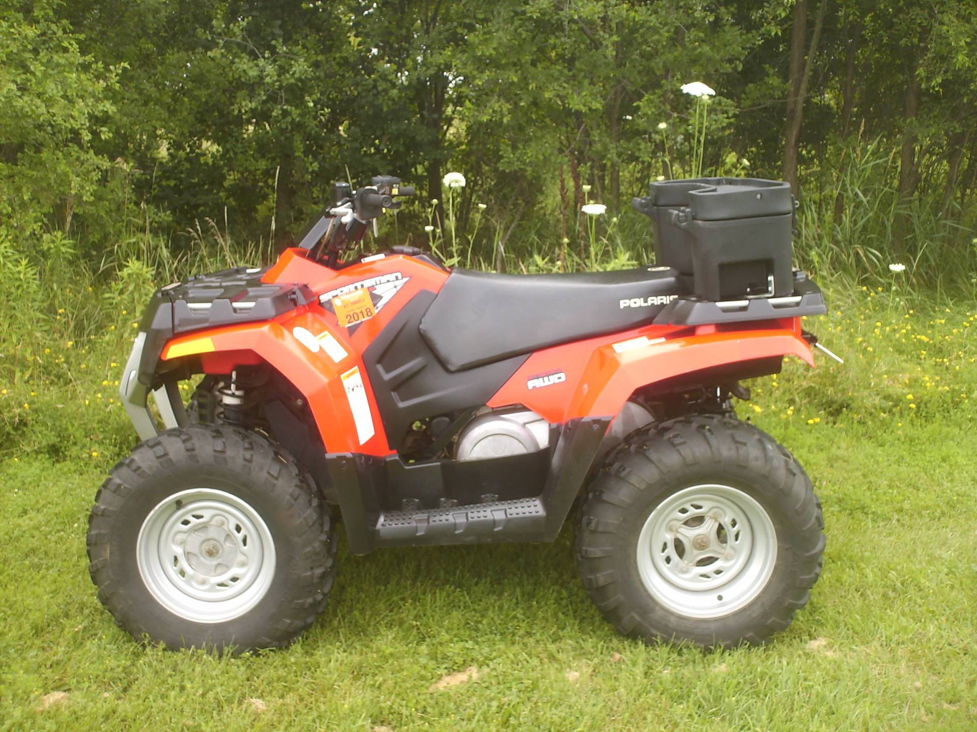 2008 Polaris Sportsman® 400 H.O. in Mukwonago, Wisconsin
