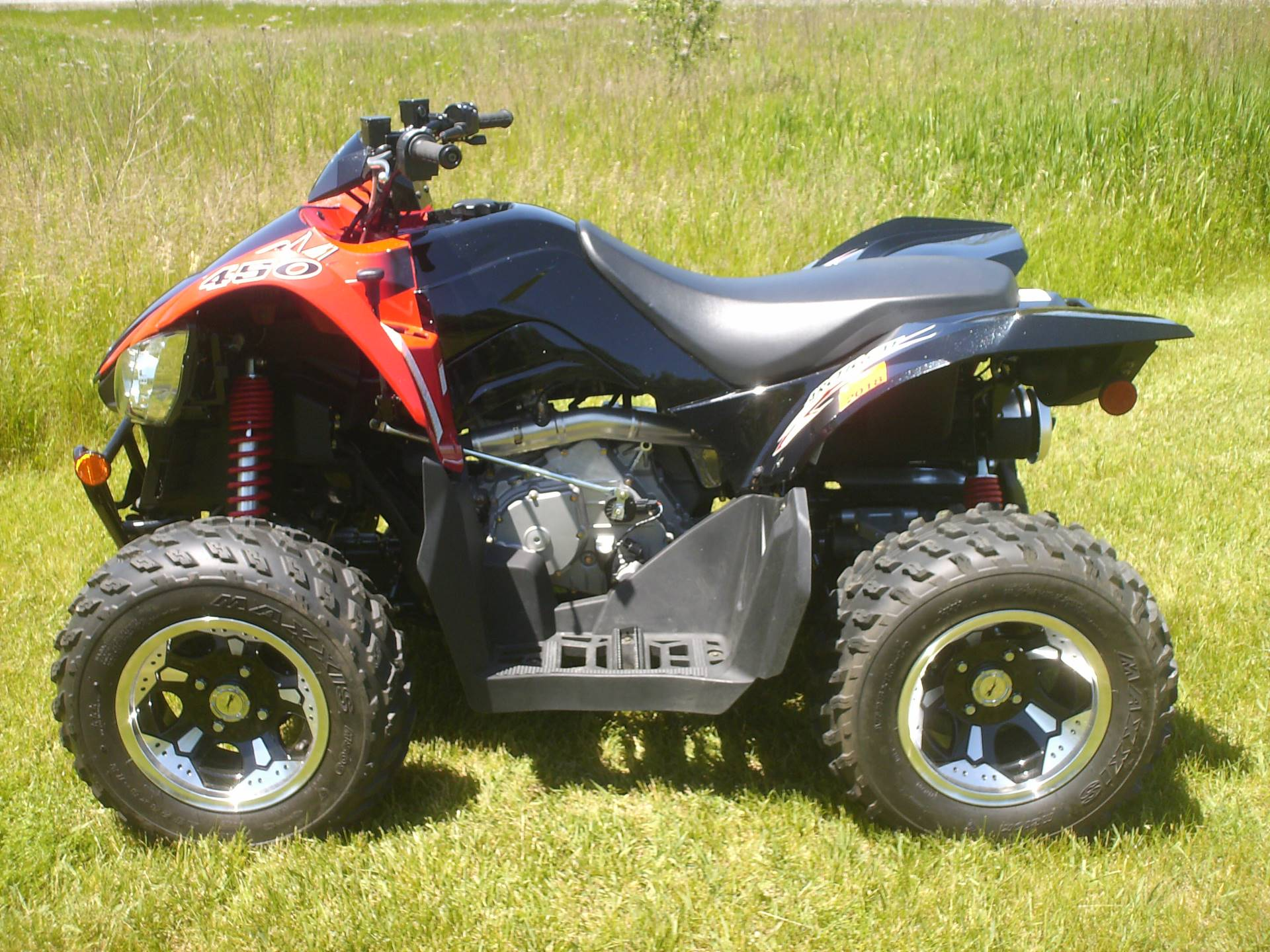2014 Arctic Cat XC 450 in Mukwonago, Wisconsin