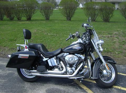 2011 Harley-Davidson Heritage Softail® Classic in Mukwonago, Wisconsin