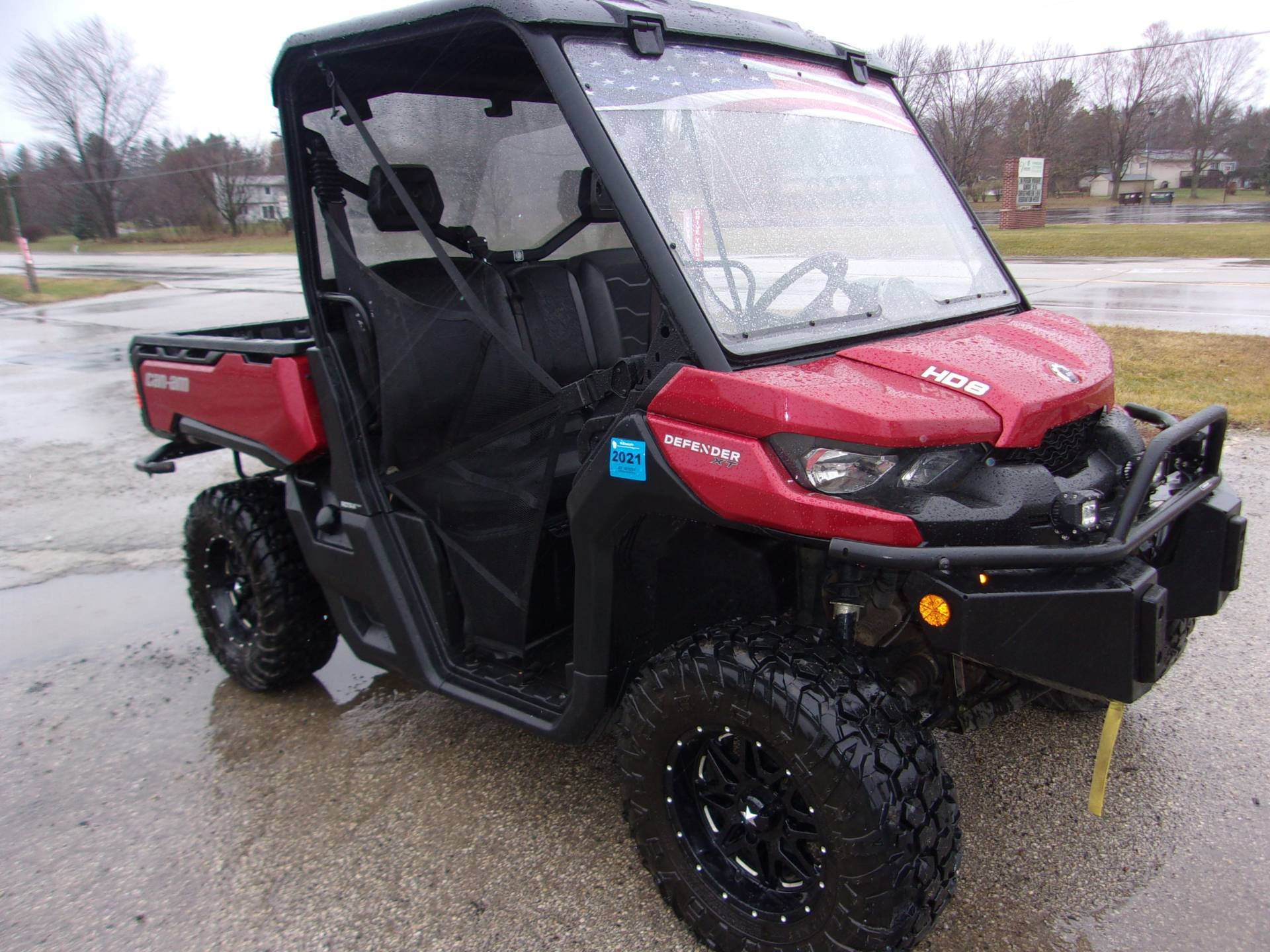 2017 Can-Am Defender XT HD8 in Mukwonago, Wisconsin - Photo 3