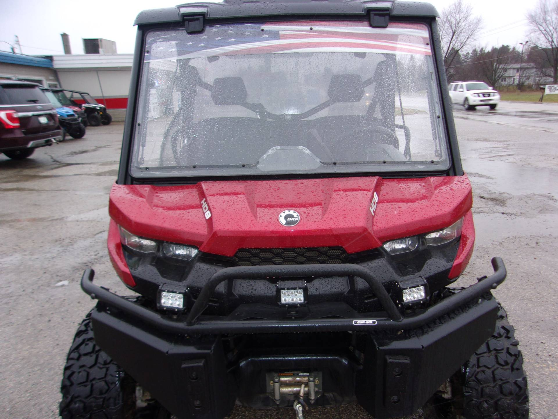 2017 Can-Am Defender XT HD8 in Mukwonago, Wisconsin - Photo 4