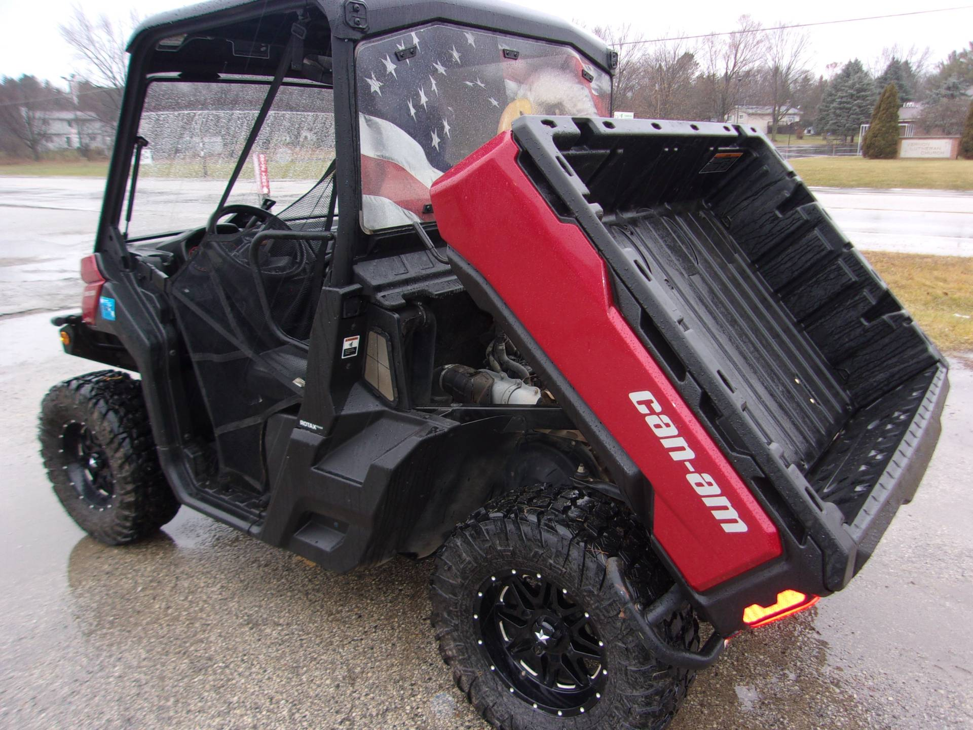 2017 Can-Am Defender XT HD8 in Mukwonago, Wisconsin - Photo 6