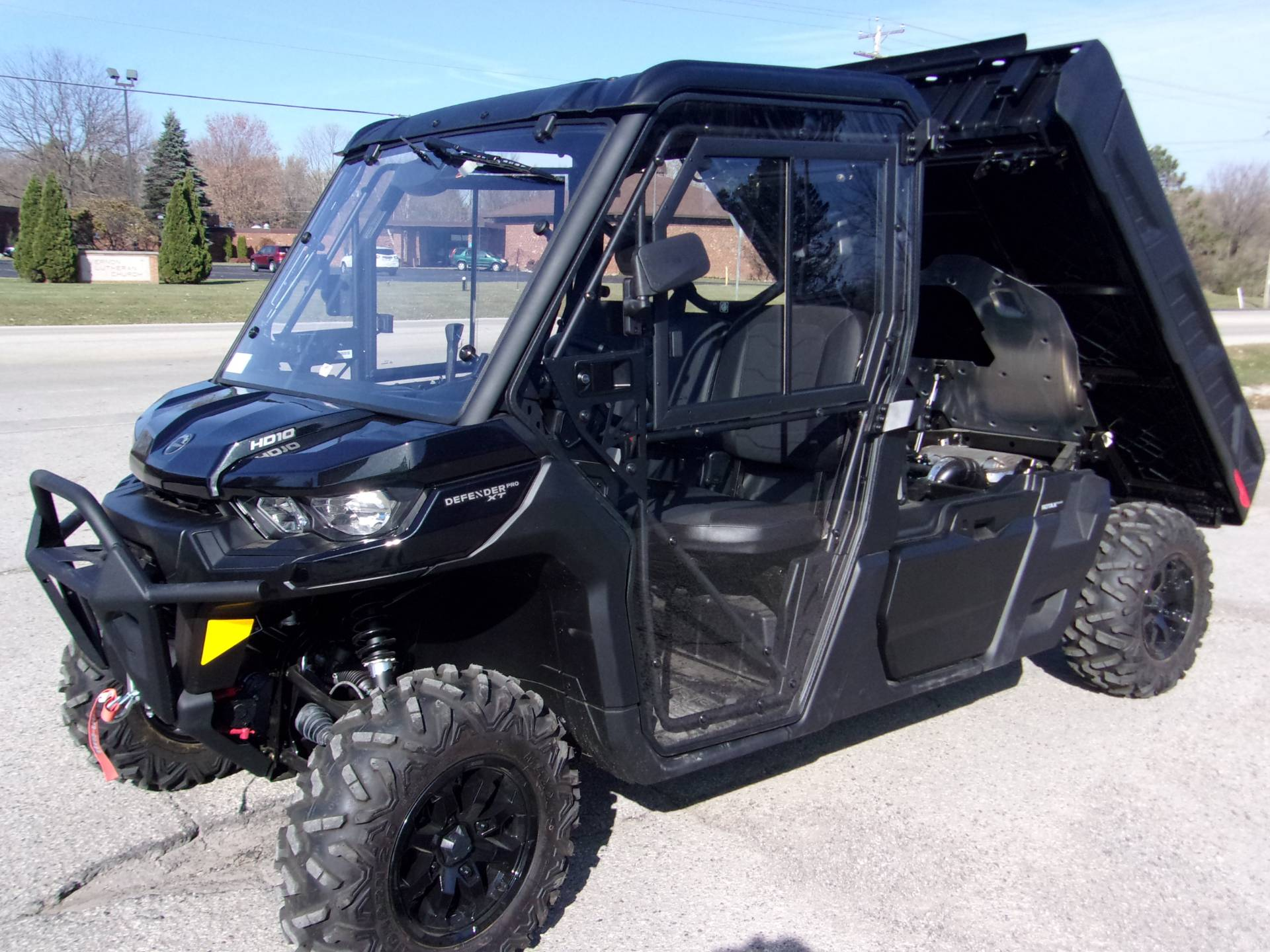 2020 Can-Am Defender Pro XT HD10 in Mukwonago, Wisconsin - Photo 5
