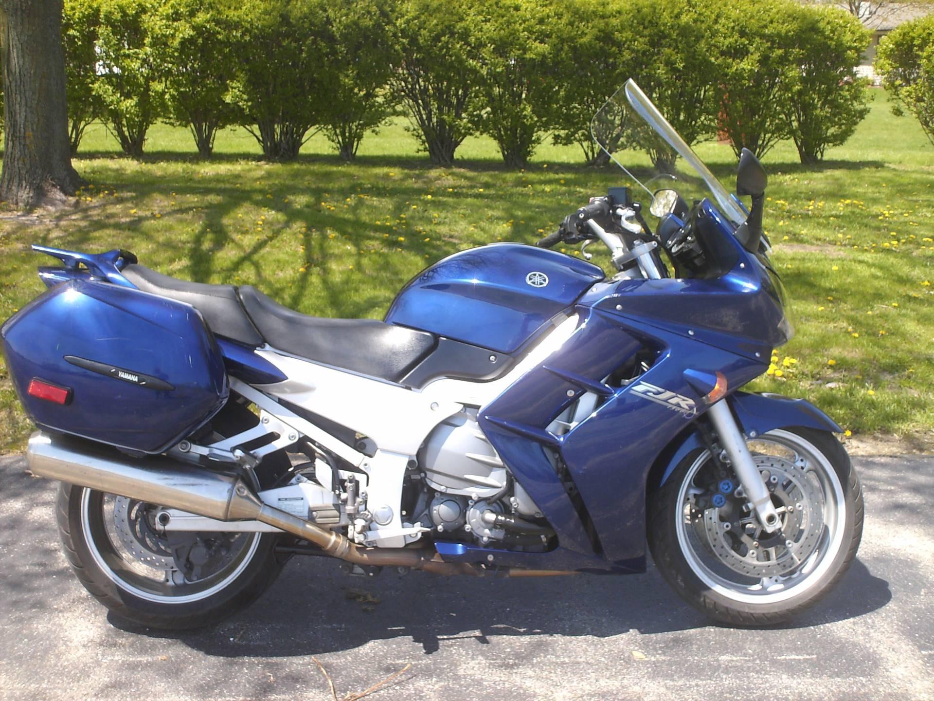 2005 Yamaha FJR 1300A for sale 22945