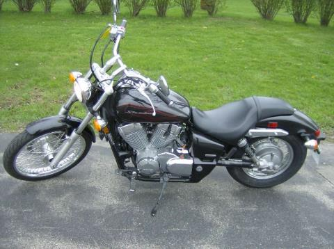 2009 Honda Shadow Spirit 750 (VT750C2) in Mukwonago, Wisconsin