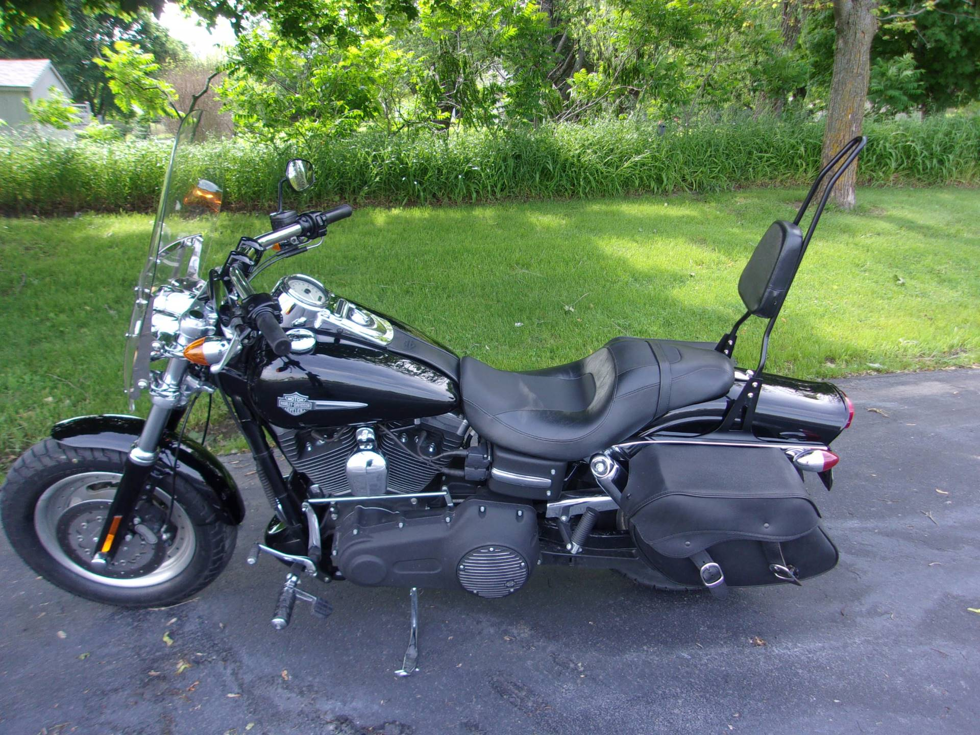 2009 Harley-Davidson Dyna® Fat Bob® in Mukwonago, Wisconsin - Photo 5