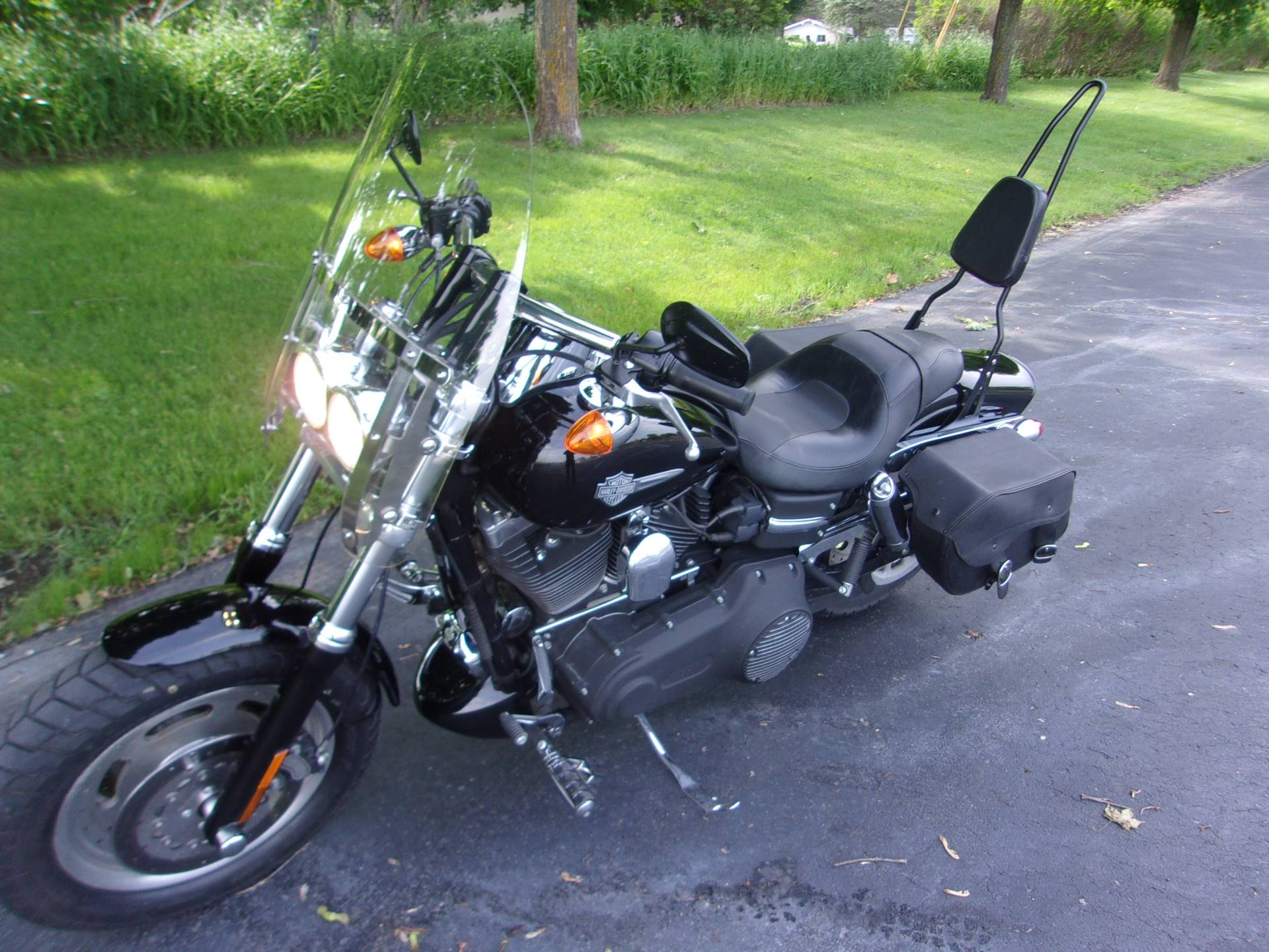 2009 Harley-Davidson Dyna® Fat Bob® in Mukwonago, Wisconsin - Photo 6