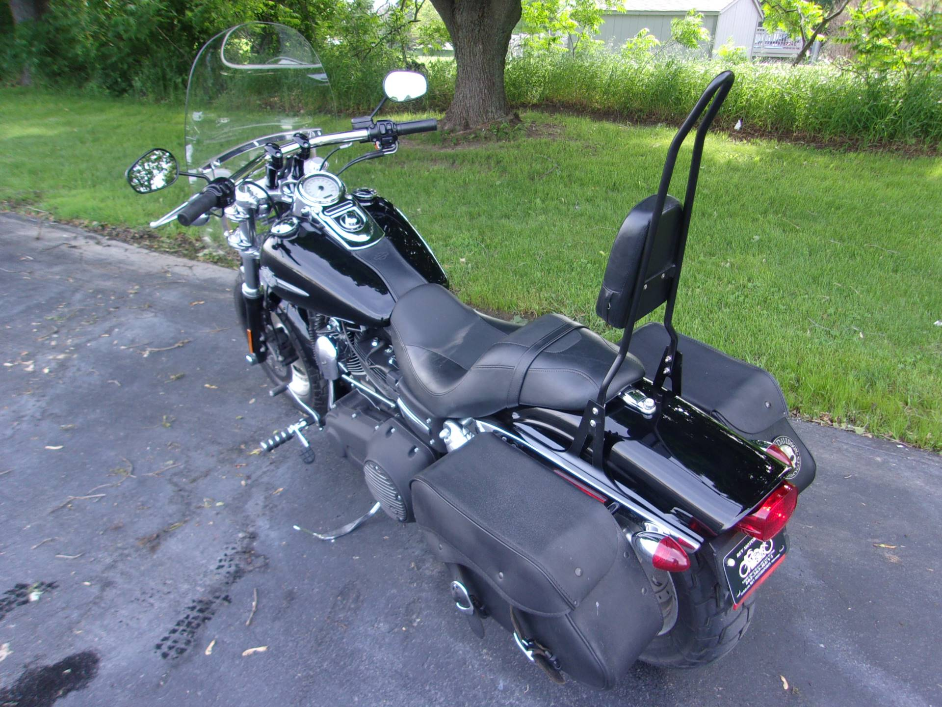 2009 Harley-Davidson Dyna® Fat Bob® in Mukwonago, Wisconsin - Photo 7