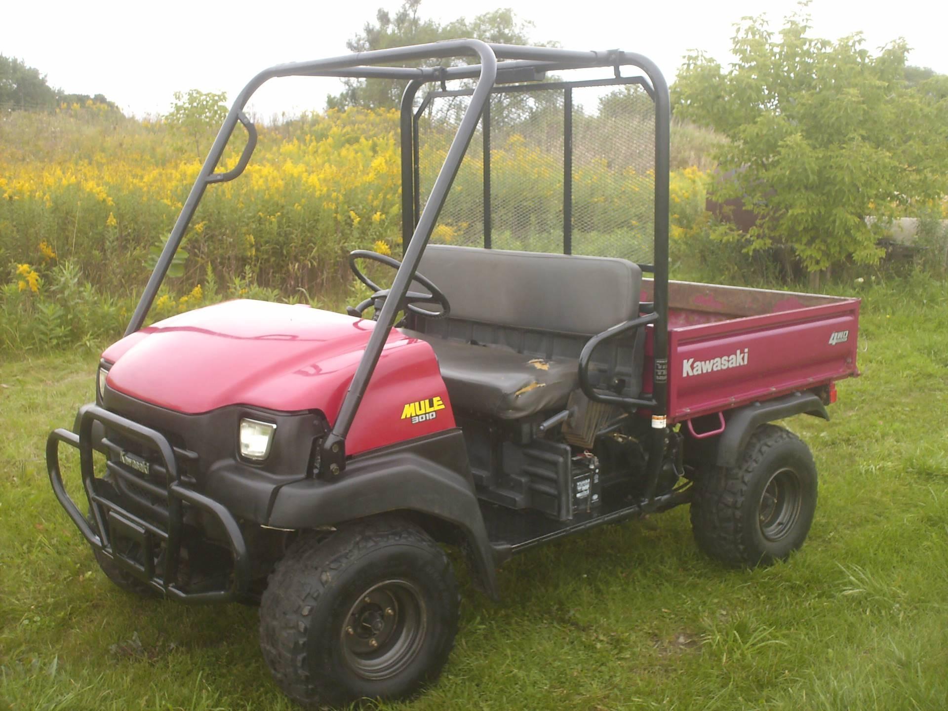Used 2006 Kawasaki Mule 3010 4x4 Utility Vehicles In Mukwonago Wi Fuel Filter Wisconsin