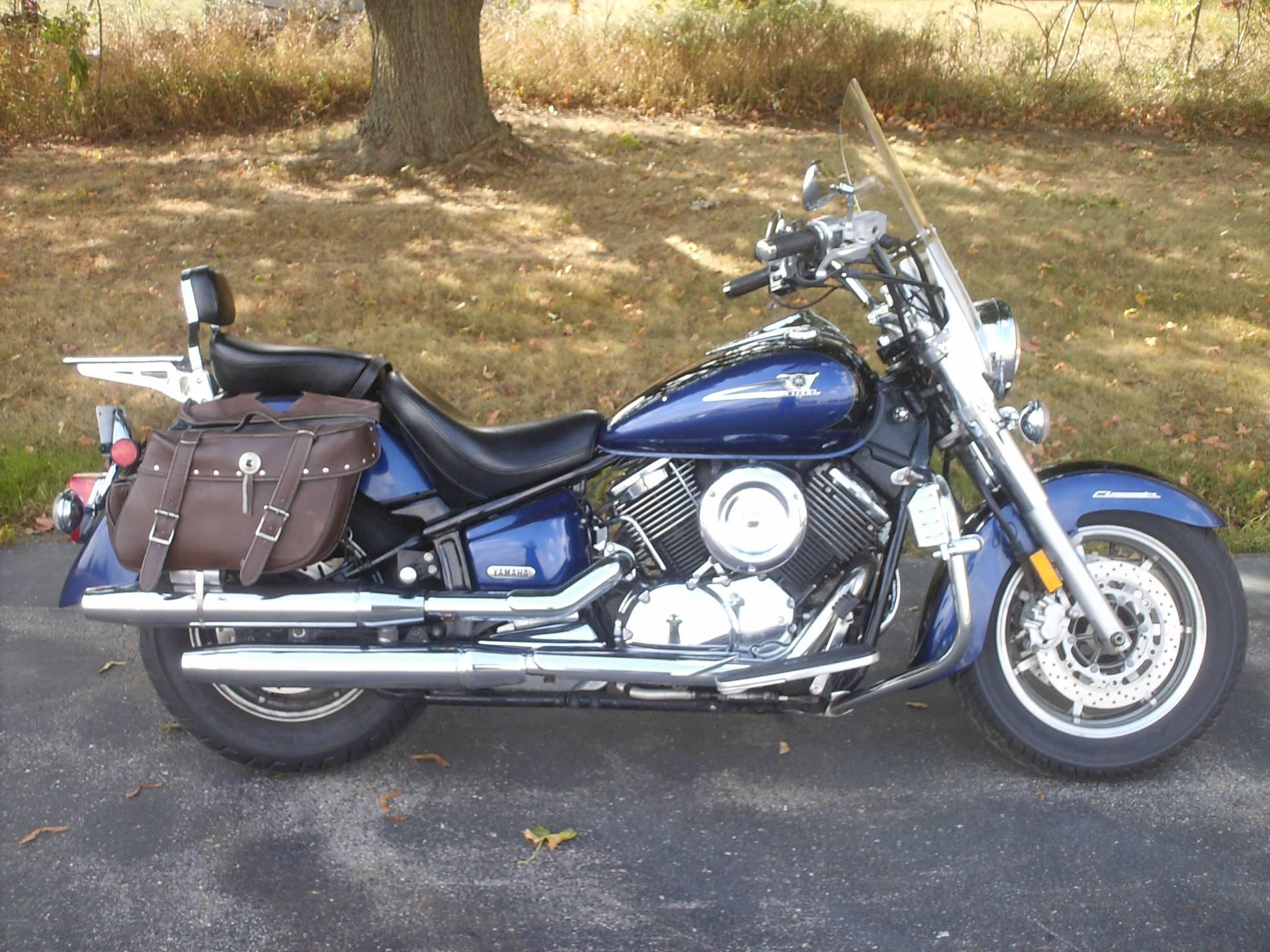 2005 yamaha v star 1100 classic for sale for Yamaha v star classic