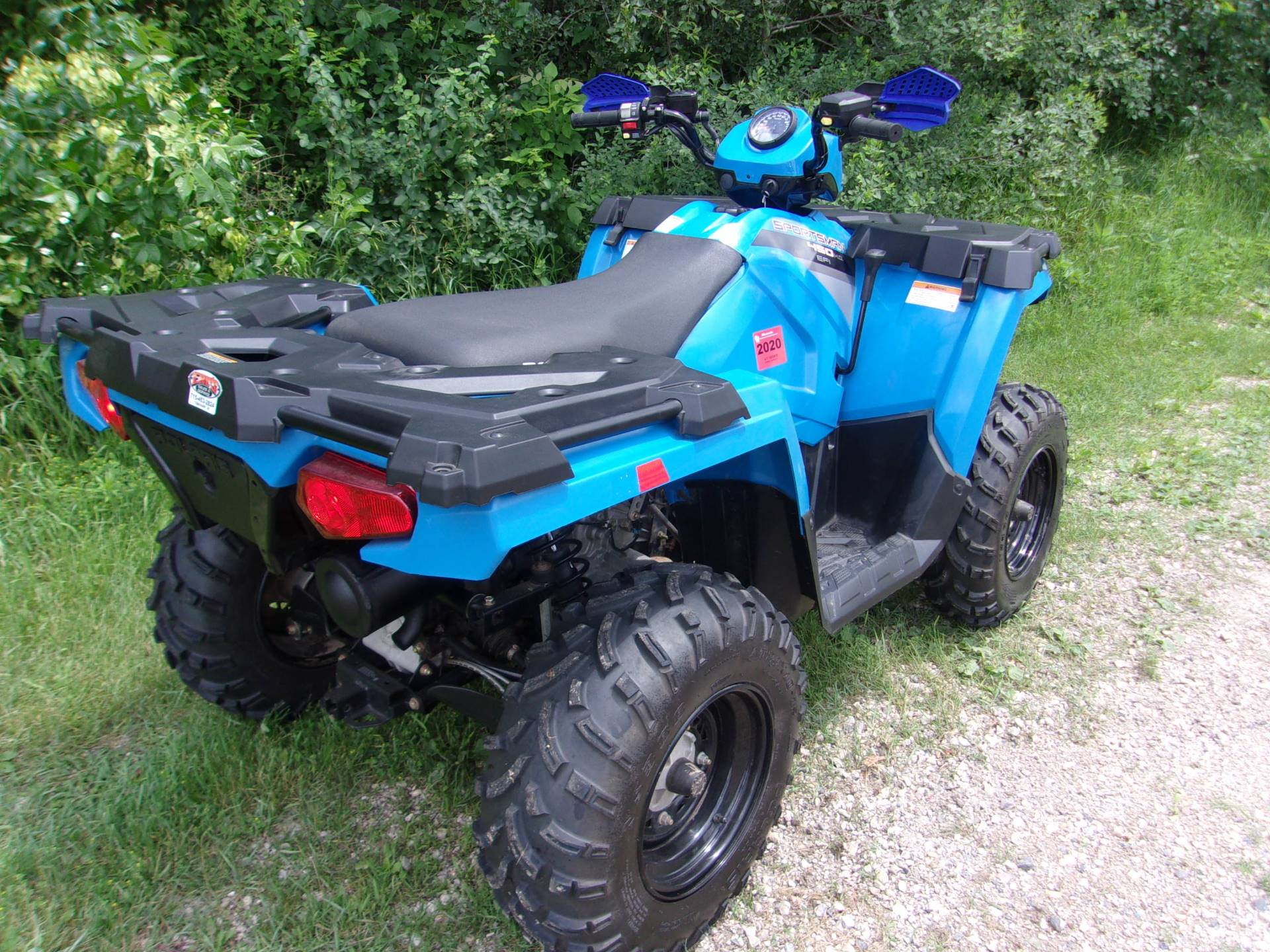 2016 Polaris Sportsman 450 H.O. in Mukwonago, Wisconsin - Photo 3