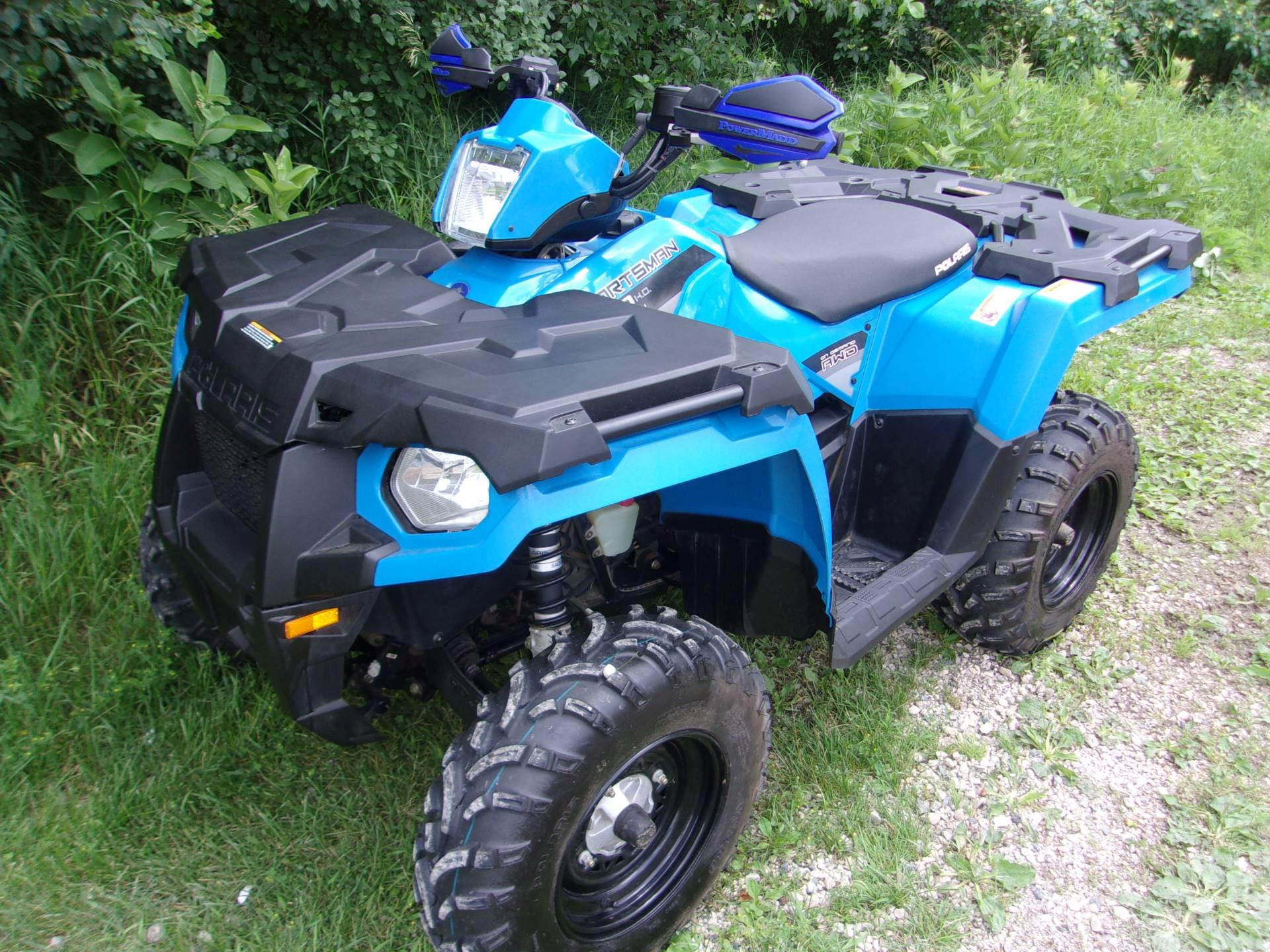2016 Polaris Sportsman 450 H.O. in Mukwonago, Wisconsin - Photo 6