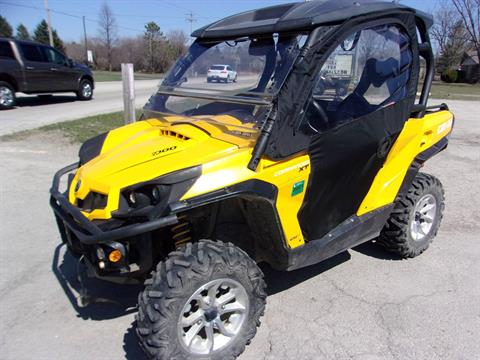 2015 Can-Am Commander™ XT™ 1000 in Mukwonago, Wisconsin - Photo 2