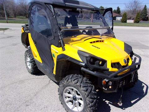 2015 Can-Am Commander™ XT™ 1000 in Mukwonago, Wisconsin - Photo 3