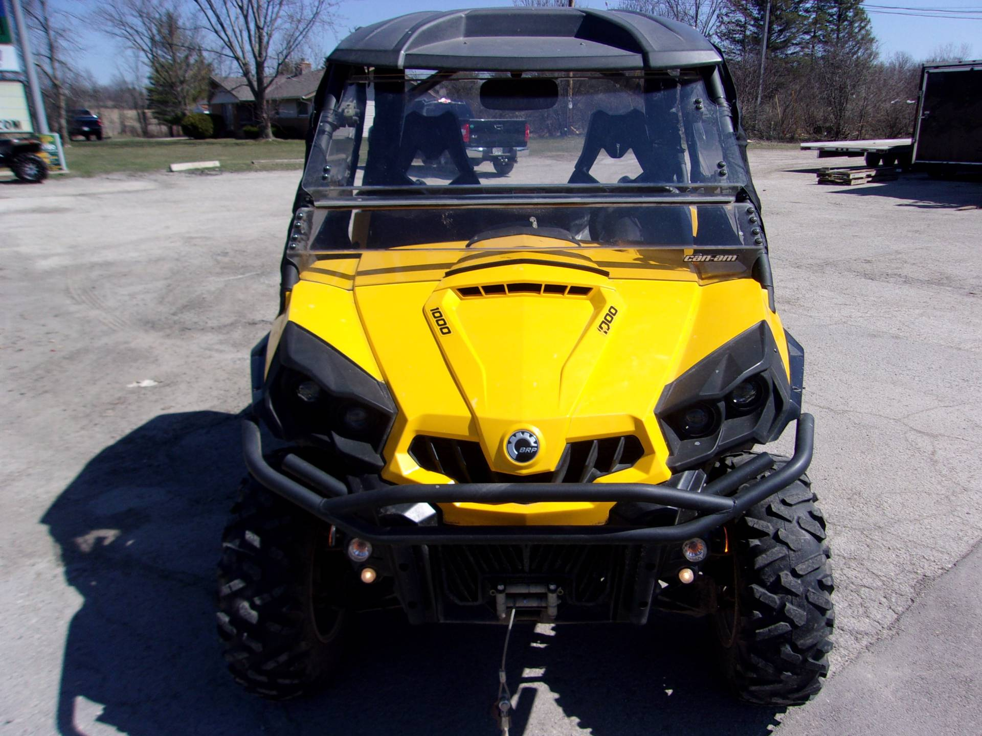 2015 Can-Am Commander™ XT™ 1000 in Mukwonago, Wisconsin - Photo 6