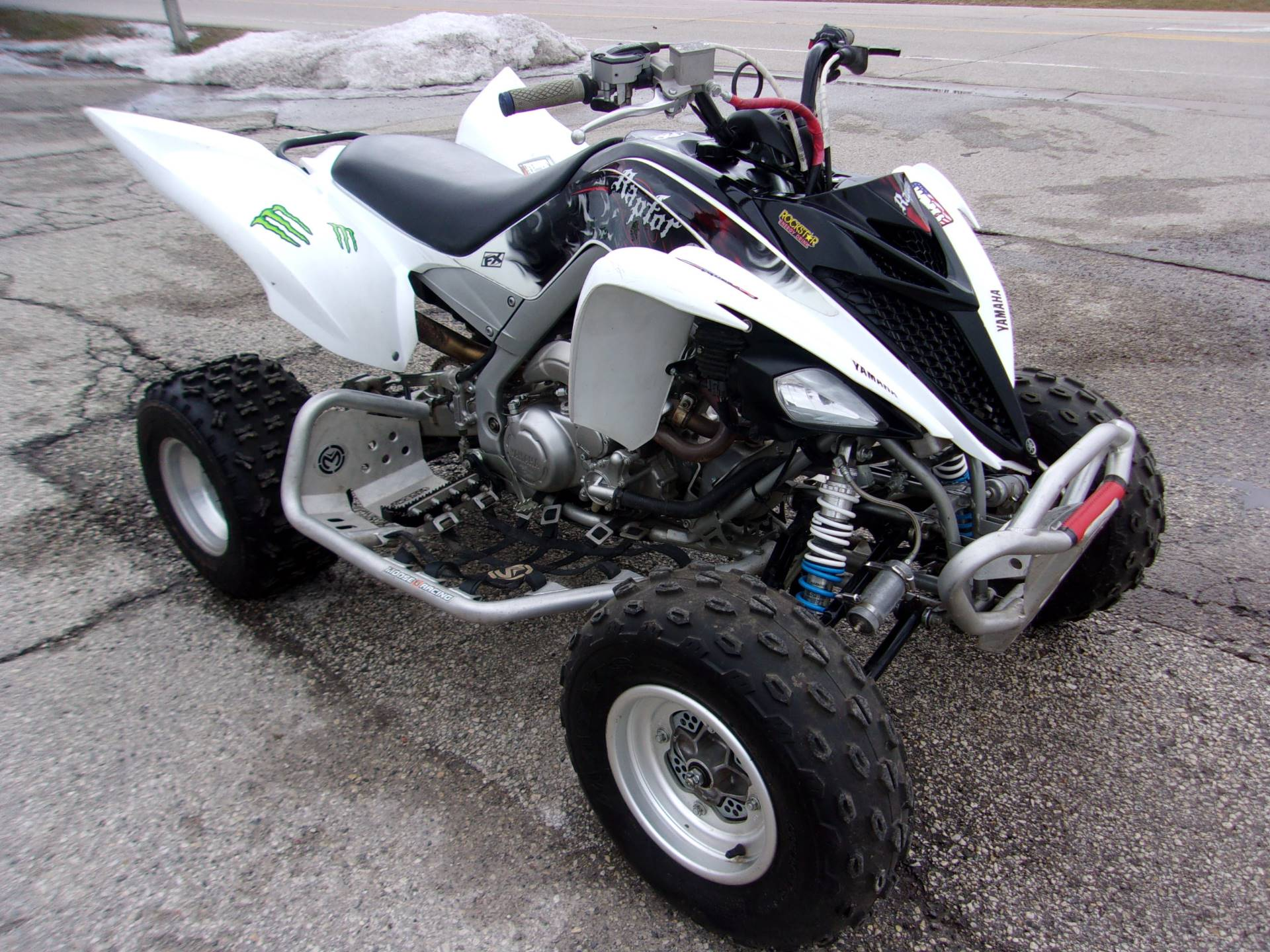2012 Yamaha Raptor 700R for sale 91341